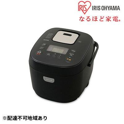 IHジャー炊飯器10合 RC-IK10-B ブラック 【キッチン用品・調理家電】