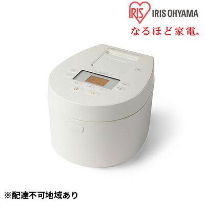 IHジャー炊飯器 5.5合 RC-IL50-W ホワイト 【キッチン用品・調理家電】