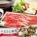 【ふるさと納税】No.034 蔵王牛すき焼食べ比べセットB