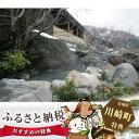 【ふるさと納税】No.061 峩々温泉 平日1泊2食付ペア宿...