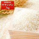 【ふるさと納税】令和元年産 氏家農場の自然栽培米「ササシグレ...