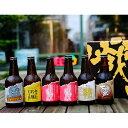 【ふるさと納税】【秋田の地ビール】秋田あくらビール国際審査会受賞ビール5種 6本セット【1108342】
