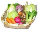 【ふるさと納税】〔A32〕能代の恵み「地場野菜・果物・山菜」などの季節の詰合せ