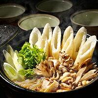 【ふるさと納税】80P1507豪華料亭のきりたんぽ鍋