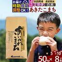 【ふるさと納税】 【白米】 《定期便8ヶ月》 秋田県産あきたこまち50kg(5kg×10袋)×8回 あいかわこまち 農家直送 一等米 8か月 8ヵ月 8カ月 8ケ月 お米