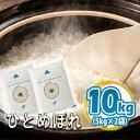 【ふるさと納税】令和2年産秋田県産ひとめぼれ10kg(5kg