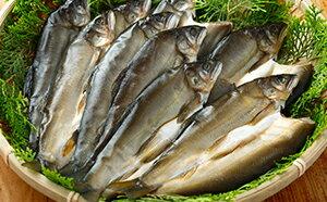 【ふるさと納税】清流・鮎の一夜物語 【魚貝類・干物】