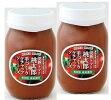 【ふるさと納税】B-3完熟桃太郎トマトケチャップ2本セット(大)