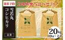 【ふるさと納税】FY20-488 【令和3年産 新米先行予約