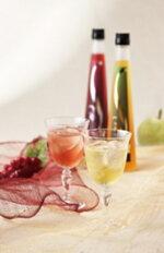 【ふるさと納税】FY19-200山形フルーツビネガー2本セット(飲む酢)