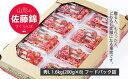 【ふるさと納税】FY19-704 山形市産 さくらんぼ佐藤錦 秀L 1.6kg(200g×8)
