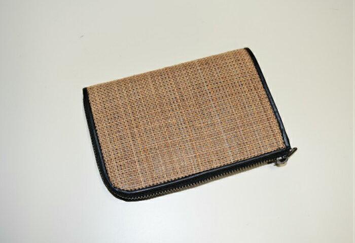 【ふるさと納税】B01-654 しな織り 財布