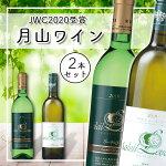 【ふるさと納税】ジャパン・ワイン・チャレンジ2020受賞ワイン【銀賞・銅賞】辛口2本セット(白ワイン)