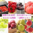【ふるさと納税】たっぷり8回! 【果物王国 山形】 さがえ産...
