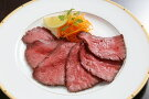 アッシェドールタケウチA5ランク尾花沢牛「雪降り和牛尾花沢」赤身ローストビーフ