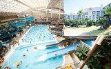スパリゾートハワイアンズファミリー宿泊券(大人2人・子ども2人)ホテルハワイアンズA・B日程