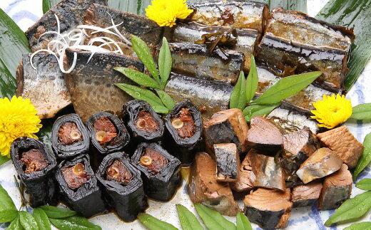 和風惣菜, セット・詰め合わせ