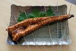 【ふるさと納税】濃厚肉厚!浜の漁師秘伝のタレを塗った手焼き真穴子蒲焼(250g以上)