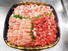 【ふるさと納税】清浄豚鍋物セット(大)
