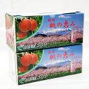 【ふるさと納税】果汁100%ジュース「福島桃の恵み」190g...