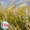 【ふるさと納税】福島県大玉村産天のつぶ10kg