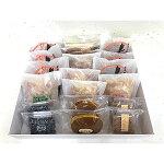 【ふるさと納税】素朴で上品な味わいの鏡石の銘菓お菓子8種の詰め合わせ【1079673】