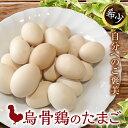 【ふるさと納税】会津の大自然で育った「烏骨鶏」のたまご 12...
