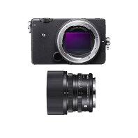 【ふるさと納税】カメラ レンズ 家電 SIGMA fp + 45mm F2.8 DG DN | Contemporary