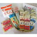 【ふるさと納税】麺6種とすいとんセット(よもぎうどん、特製う