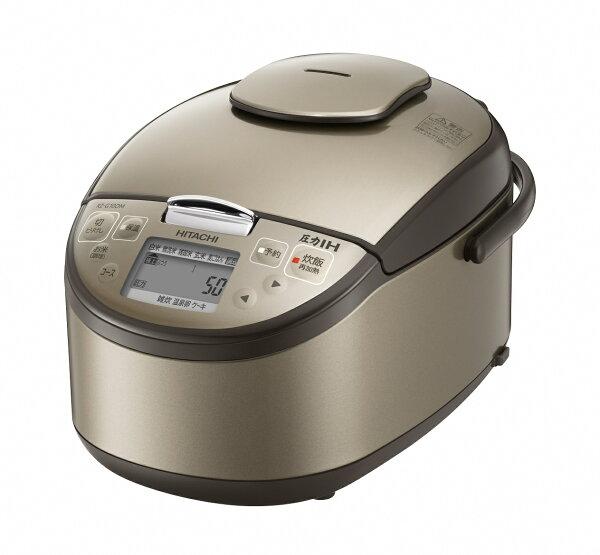 ふるさと納税 J-5 圧力IH 炊飯器(5.5合用)RZ-G10DM(T)