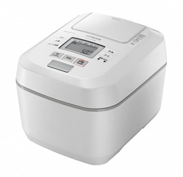 ふるさと納税 K-7 圧力スチームIH 炊飯器(5.5合用)RZ-V100DM(W)
