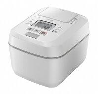 【ふるさと納税】K-7 【圧力スチームIH】炊飯器(5.5合用) RZ-V100DM(W)