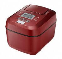 【ふるさと納税】K-8 【圧力スチームIH】炊飯器(5.5合用) RZ-V100DM(R)