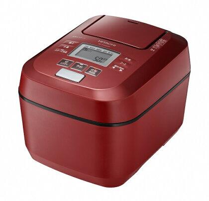 【圧力スチームIH】炊飯器(5.5合用) RZ-V100DM(R)