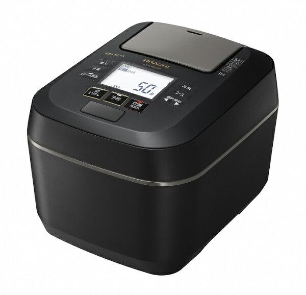 ふるさと納税 L-8 圧力スチームIH 炊飯器(5.5合用)RZ-W100DM(K)