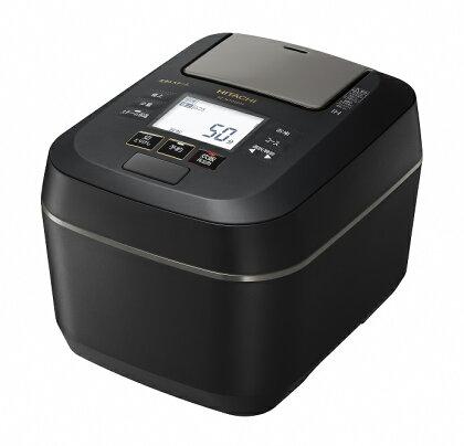 【圧力スチームIH】炊飯器(5.5合用) RZ-W100DM(K)