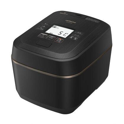 【圧力スチームIH】炊飯器(5.5合用) RZ-W100EM(K)