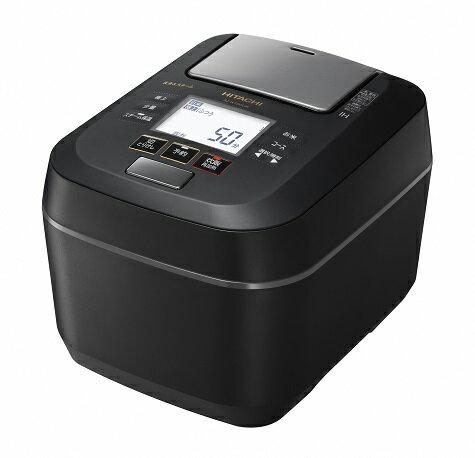 【ふるさと納税】L-2【圧力スチームIH】炊飯器(5.5合用)RZ-W100CM(K)