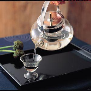 【ふるさと納税】☆世界で愛されるHARIO☆お酒を薄めず保冷する冷酒器丸地炉利M