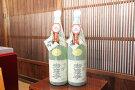 【ふるさと納税】歴史感じる古河市唯一の地酒「御慶事」純米酒古式造り1.8L2本セット