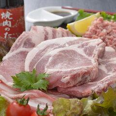 【ふるさと納税】全国銘柄食肉コンテストで最優秀賞を受賞!!古河市産ローズポーク1.7kg【焼肉...