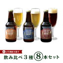 【ふるさと納税】ビール 定期便 14-7【6ヵ月連続お届け】しもつまクラフトビール8本セット