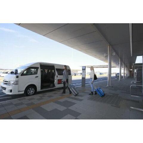 【ふるさと納税】CM-9 VIPゴルフ送迎!笠間市 おでかけ 小型貸切バス レジャー 旅行 往復送迎 チケット