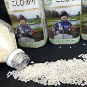 【ふるさと納税】AJ-2かさまの粋認証特別栽培米こしひかりPET米