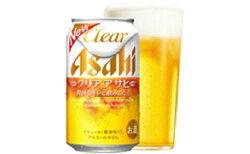 【ふるさと納税】新ジャンル!クリアアサヒ350ml×48本 【お酒・ビール】 画像1