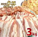 【ふるさと納税】【行方産米豚】 豪華セット(3kg)
