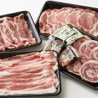 【ふるさと納税】3ヶ月定期便【田中農場のすずし豚】豚肉詰合せ
