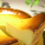 【ふるさと納税】濃厚ベイクドチーズケーキ1ホール(約650g)【1120422】