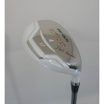 【ふるさと納税】ゴルフクラブ HI101 SUPPORT(白) #4 フレックスR 限定20本【1134741】