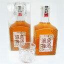 【ふるさと納税】那須塩原温泉梅酒(お猪口2ヶ付)【10032...